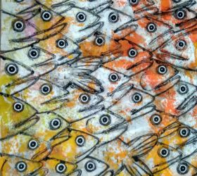hervé maury - des poissons