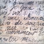 Ecritures d'après Camus