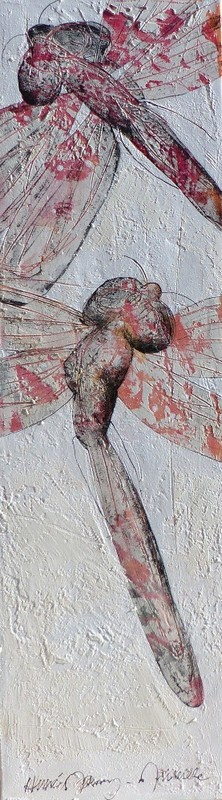 Danse nuptiale - 40 x 140 cm - 1 000 €