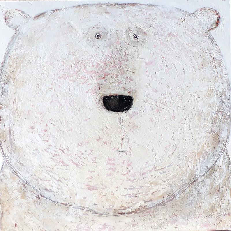 Gueule d'ours - 100 x 100 cm - 1 600 €