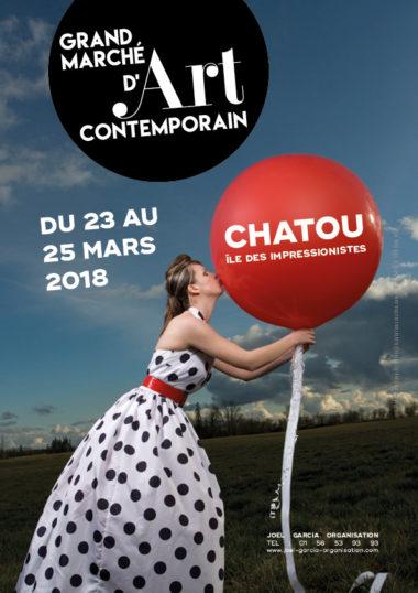 Chatou 2018 - affiche