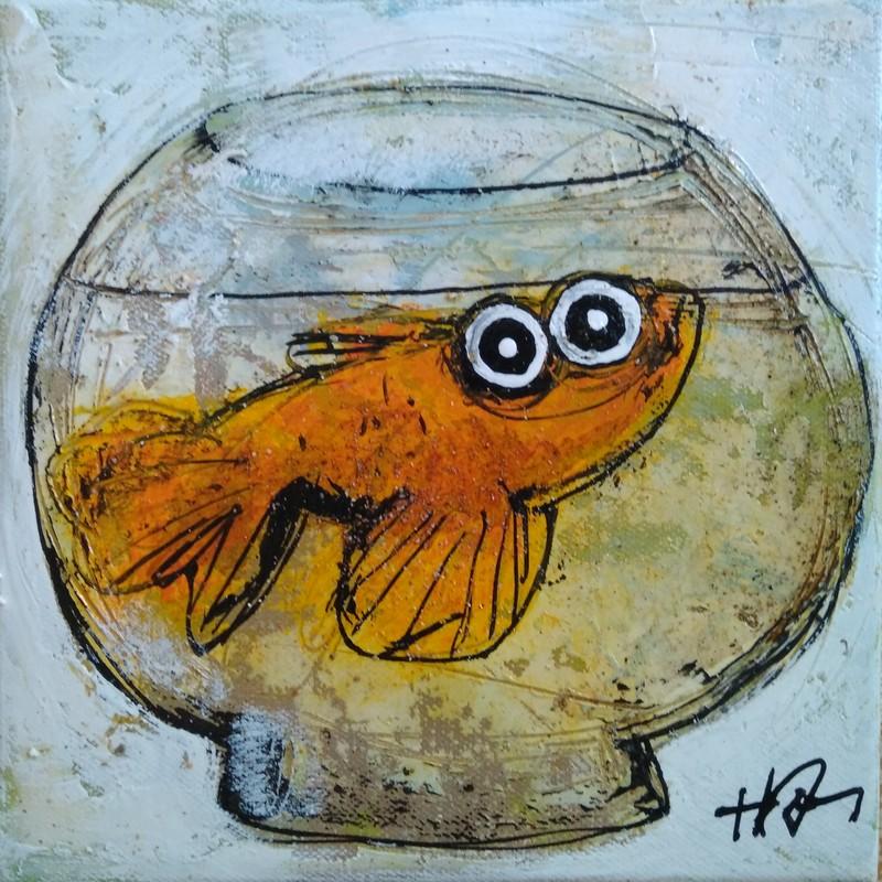 Aquarium - 20 x 20 cm - 160 €